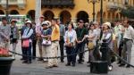 BBVA Research: Turistas de Japón, Australia y Ecuador son lo que más gastan por día - Noticias de pbi peruano