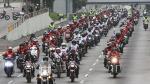 Vía Evitamiento: Evitar la circulación de motos atenta contra el libre tránsito - Noticias de motocicleta