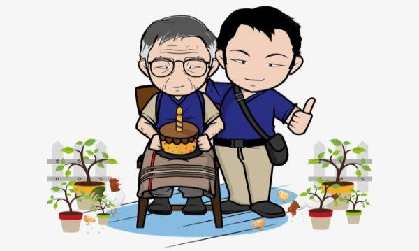 Kenji Fujimori saluda a su padre por su cumpleaños - Noticias de perú