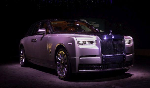 Phantom VIII: Rolls-Royce revela su auto más grandioso - Noticias de reina isabel ii