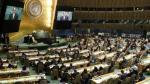 Trump debutará en setiembre en Asamblea de la ONU, según agenda provisional - Noticias de manuel nieto