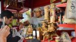 La Tiendecita Andina Amazónica llegó a Oxampampa - Noticias de marco castillo