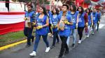 Así se recogieron las 15 toneladas de basura que dejó el Desfile Cívico Militar de Fiestas Patrias - Noticias de perú limpio