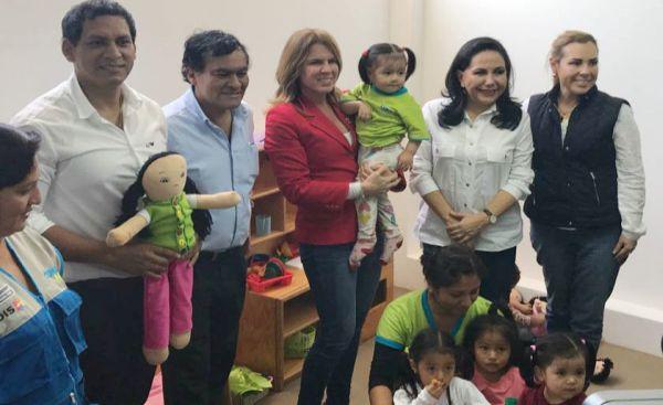 """Aljovín: """"Se firmó convenio de OxI de S/120 mllns para solucionar problema de desbordes en San Idelfonso"""" - Noticias de victor larco"""