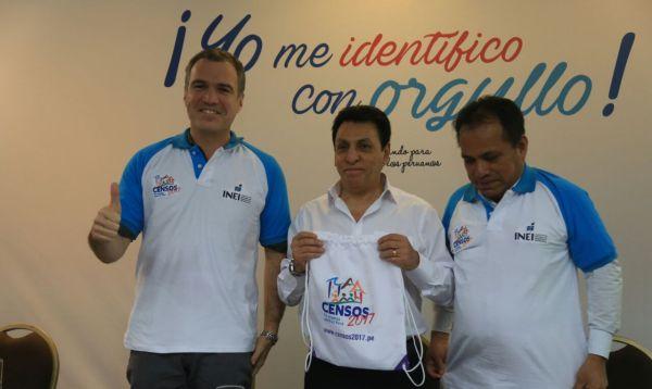 """Ministro de Cultura lanza campaña """"Yo me identifico con orgullo"""" en Iquitos"""