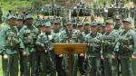 Cúpula militar intenta acallar sospechas de quiebre en torno a Maduro - Noticias de juan diego garcia