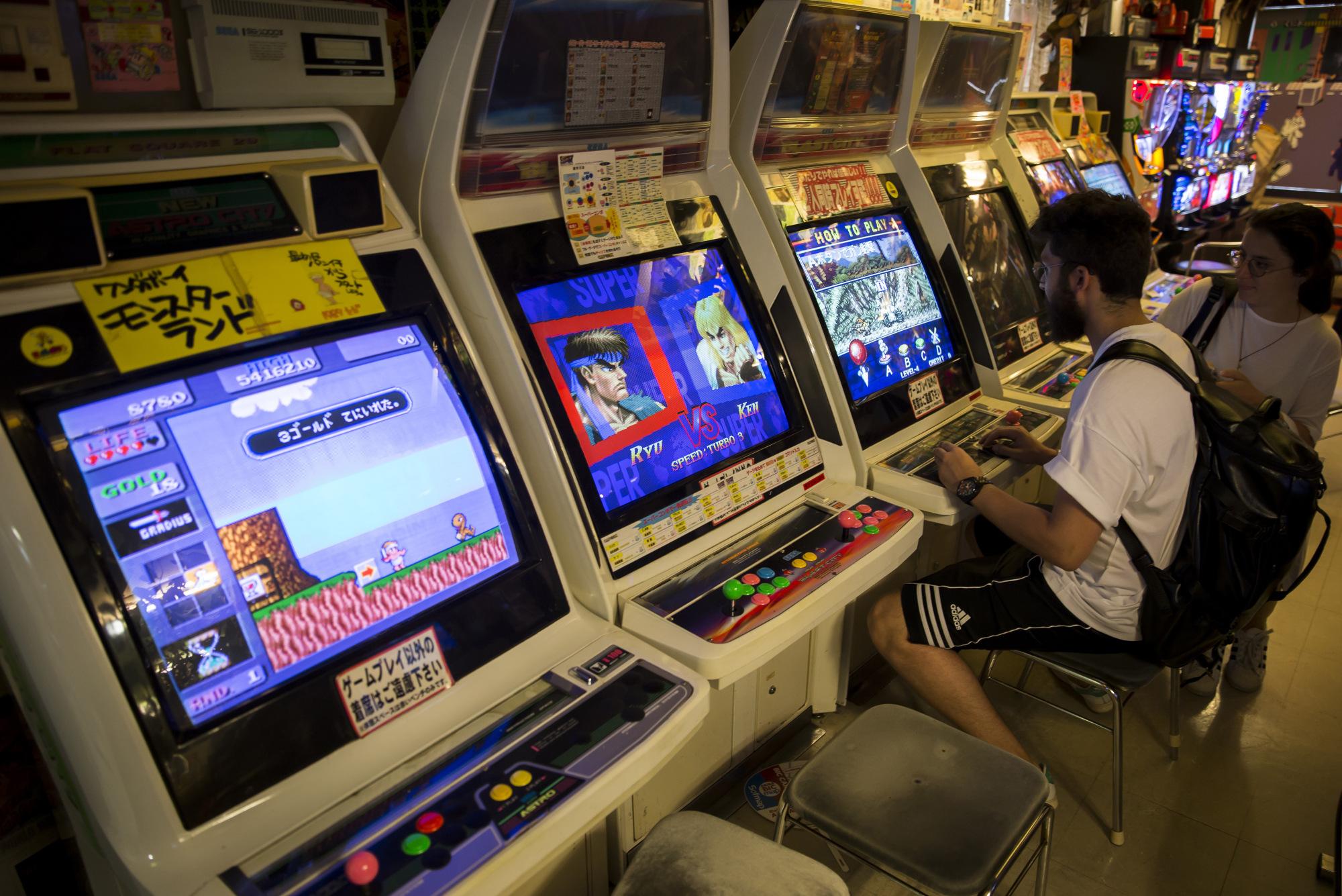 Videojuegos Retro Tienen Glorioso Regreso En Japon Tecnologia