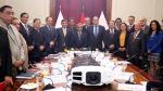 Poder Judicial pide al Gobierno aprobar la política nacional de lucha contra la corrupción - Noticias de comisión de inteligencia del congreso