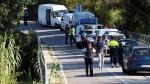 Policía mata a tiros a principal sospechoso de atropello masivo en Barcelona - Noticias de barcelona