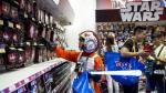 Disney usa realidad aumentada para promocionar nueva Star Wars - Noticias de la guerra de las galaxias