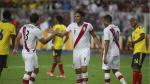 TAS rechaza apelación de Bolivia y Perú mantiene sus puntos rumbo a Rusia 2018 - Noticias de jose cabrera