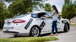 Ford y Domino's prueban entregas en vehículos autónomos - Noticias de ford motor co