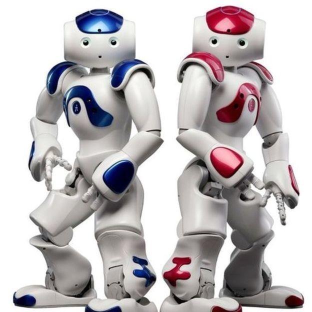 robots,autismo