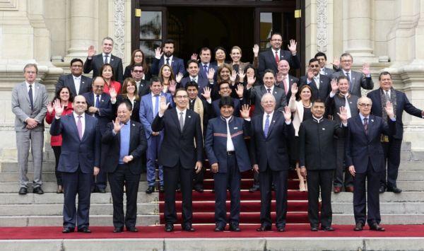 Encuentro Presidencial y III Gabinete Binacional Perú Bolivia - Noticias de perú