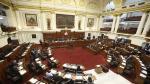 Congresistas que renuncien a su bancada ahora podrán integrarse a otro grupo parlamentario - Noticias de interdicciones