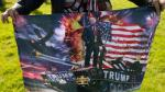 Donald Trump logra lo que desea, según sondeos - Noticias de charlottesville