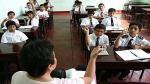 """CADE Educación: """"La educación secundaria en el Perú no ha cambiado en los últimos 50 años"""" - Noticias de evaluacion censal"""