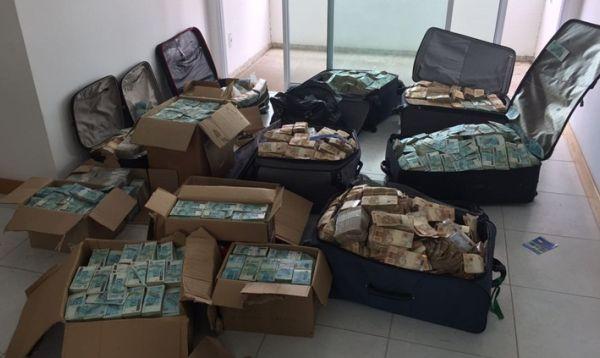 Policía brasileña halla más de US$ 16 millones en supuesto búnker de exministro de Temer - Noticias de