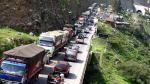 El plan del MTC para rediseñar y mejorar la Carretera Central - Noticias de agroindustria