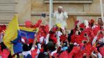Papa Francisco en Colombia: Los mejores momentos de la multitudinaria misa en Bogotá - Noticias de