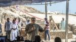 10 fotos de un impactante descubrimiento de momias en Egipto - Noticias de descubrimientos