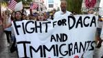 """Trump: Acuerdo con demócratas sobre inmigración está """"bastante cerca"""" - Noticias de daca"""