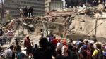 México: Se eleva a 134 cifra de muertos por potente sismo de 7.1 grados - Noticias de angel urpeque